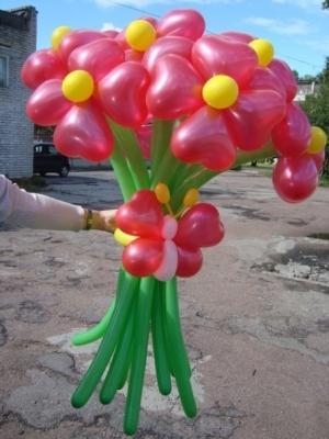 """Букет """"9 сердечных цветов"""""""